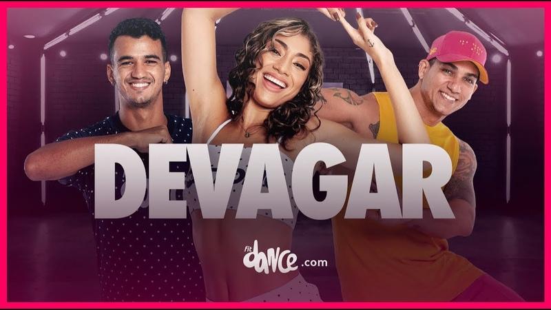 Devagar - Leo Santana   FitDance TV (Coreografia Oficial)