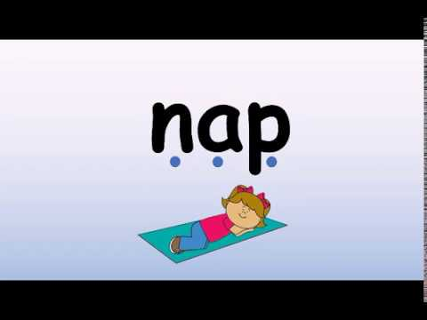 Phonics | phase 2 | set 2 words | learn to blend | letters and sounds | cvc words s a t p i n m d