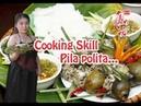 [NTQ Vlogs] Cooking Skill - Hometown flavour *Pila polita*   Món ốc nhồi thịt