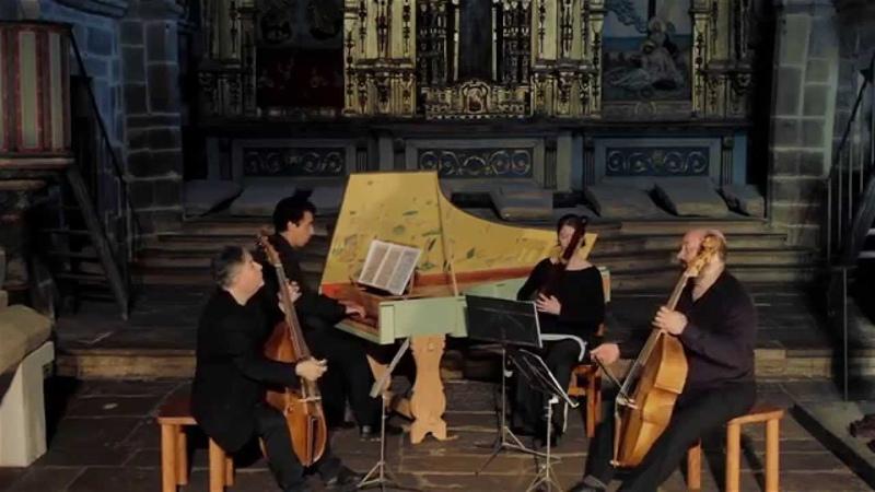 Trio a Due Viole di Gambe J G Graun