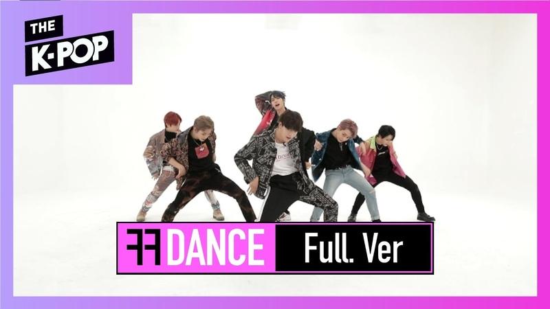 ONEUS, ㅋㅋ DANCE(KK DANCE) Full Version [THE SHOW 191008]