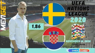 Швеция - Хорватия 2:1 обзор||Sweden - Croatia 2:1 review