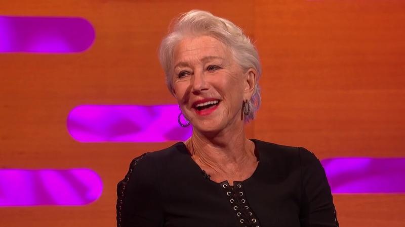The Graham Norton Show - Dame Helen Mirren, RuPaul, Jack Whitehall, Simon Reeve Alphabeat