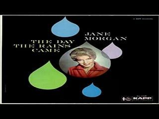 Jane Morgan – The Day The Rains Came (1958) GMB