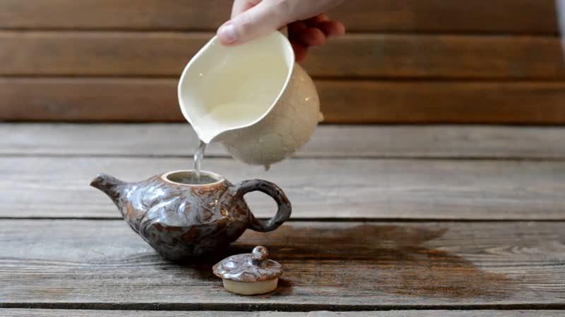 Чайник Лава