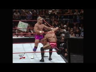 Wwf raw is war 05.07.1999 - mr. ass vs meat