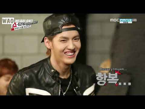 Exo showtime episode 12 (RUS SUB).