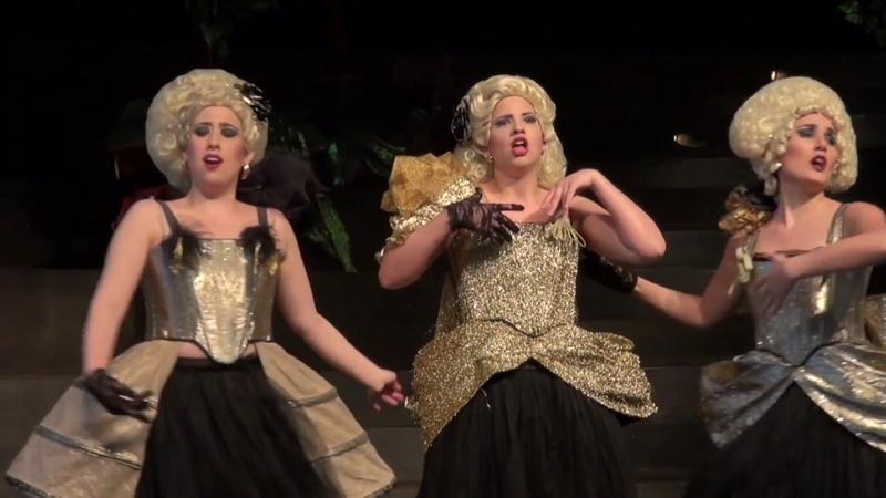 שעת אופרה לילדים חליל הקסם המופע המלא