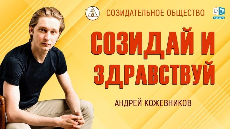 🎁 Андрей Кожевников Добру нужно помочь упаковаться Созидательное общество