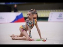Anna Popova Clubs AA 18 90 Junior Championship of Moscow 2019