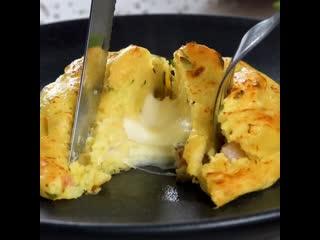 Подборка простых и усных горячих закусок из картофеля