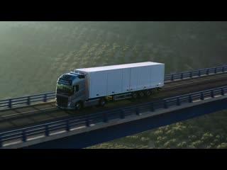 Volvo Trucks-Бегущие кадры Volvo FH с I-Save