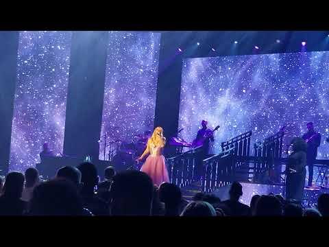 MARIAH CAREY Hero Live @ MGM National Harbor, Caution World Tour USA 03/31/19