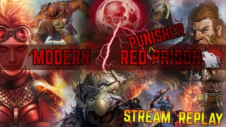 [Modern] Red Punisher - So Much Stomping!
