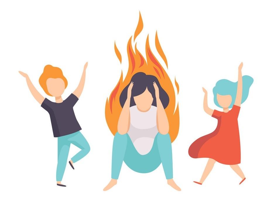Афиша Екатеринбург Эмоциональное выгорание родителей. Профилактика