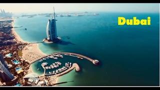 ОАЭ the Palm of Dubai | Полет над Дубаем