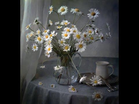 Закрытый онлайн мастер класс Ольги Базановой Весенние цветы Часть 3