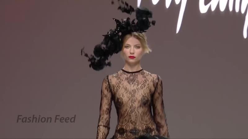 Fely Campo - Bridal Spring 2020 Barcelona Bridal Fashion Week (Exclusive)