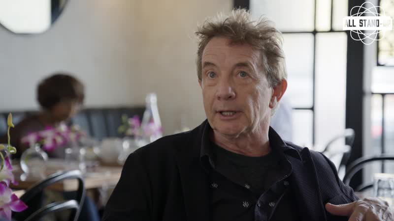 Comedians in Cars Getting Coffee S11E08 Martin Short AllStandUp Озвучка