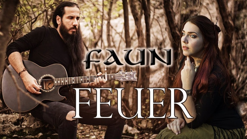 FAUN Feuer🔥 Cover by Alina Lesnik feat Anthony Abdo