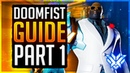 How To Be A Doomfist GOD! Doomfist Guide For Noobs! Assassinations CD Management (Overwatch)