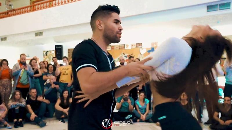 Karlos Rose El Juego workshop Marco Sara BACHATA 2019 NO solo salsa Malaga