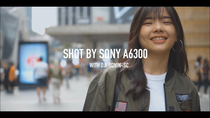 DJI RONIN-SC Cinematic Test (4K)