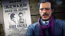 Red Dead Online Legendary Bounty 4 Sergio Vincenza 5 Star Difficulty Solo