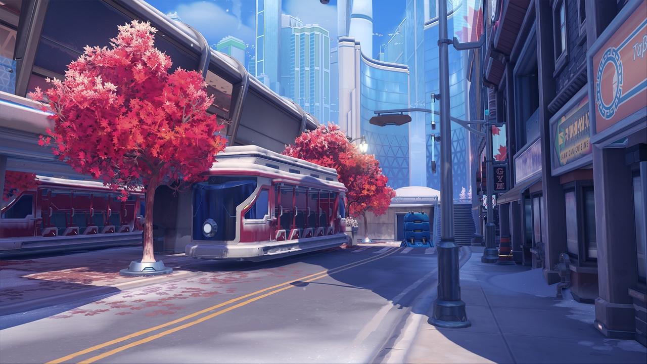 Торонто в Overwatch 2