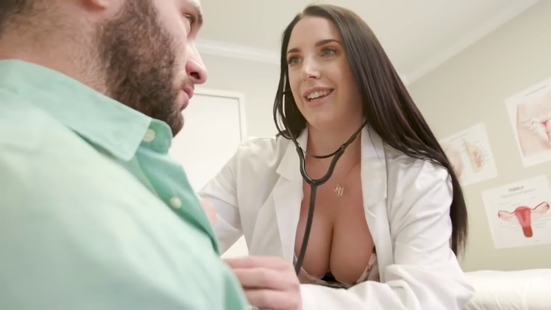 This lucky patient came in for a check-up || Angela White