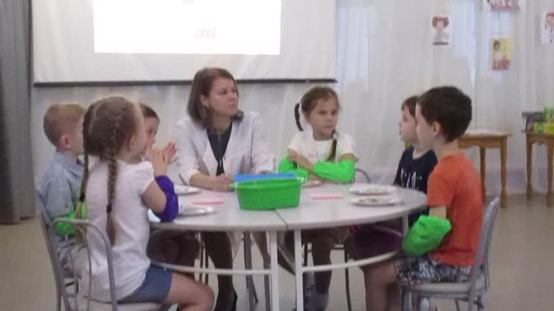 Мастер класс в 339 детском саду Экспериментальная работа с мылом 2140