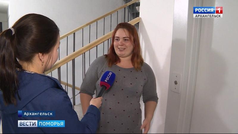 В Архангельске разгорается скандал между жильцами новостройки и компанией возводившей дом