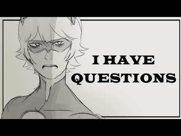 I Have Questions - Miraculous Ladybug | Animatic •
