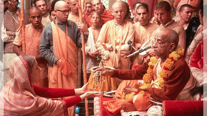 ПАНЧА-САМСКАРЫ (дикша) - Шрила Бхакти Вигьяна Госвами