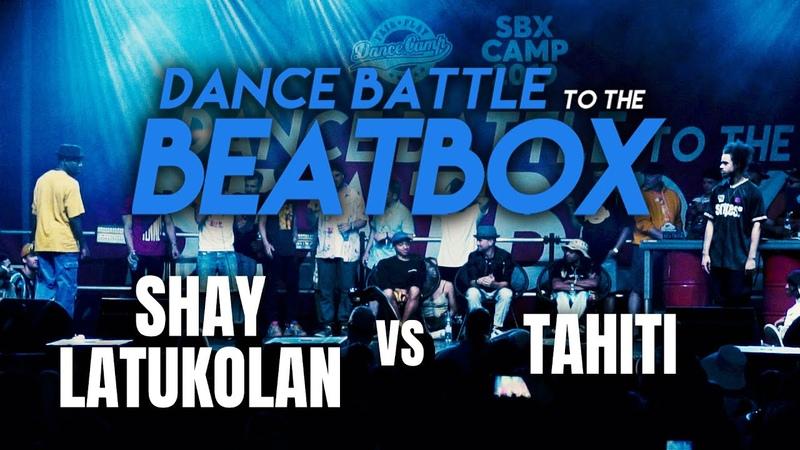 Shay Latukolan vs Tahiti Beatbox Alem Zekka Dance Battle to the Beatbox 2019 1 4