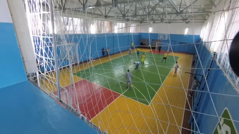 Футбол. Кубок району з міні футболу за підтримки Крикуна В.Г.