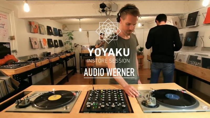 Yoyaku instore session Audio Werner