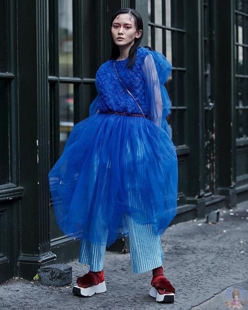 Уличные модники из разных стран