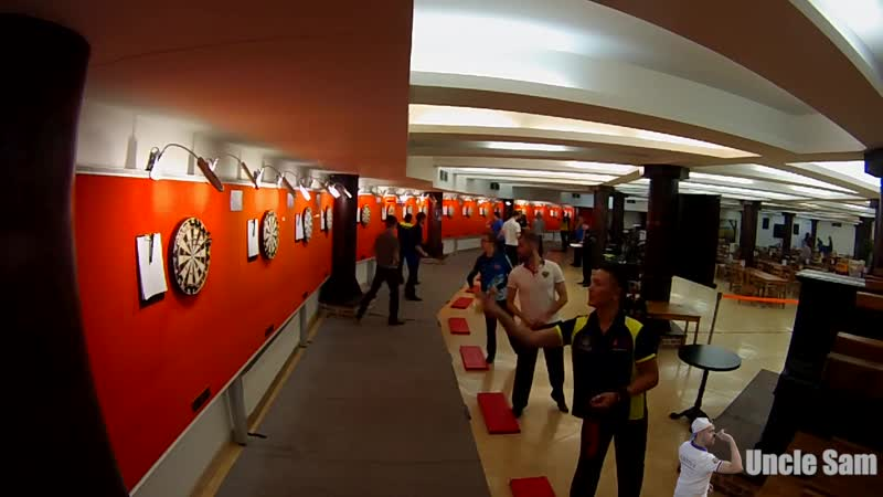 Дартс Дорога на Олимп 23 2 EADC 2016 Отбор на ЧМ День 2