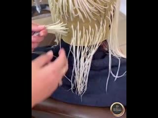Вот как создается идеальный оттенок волос