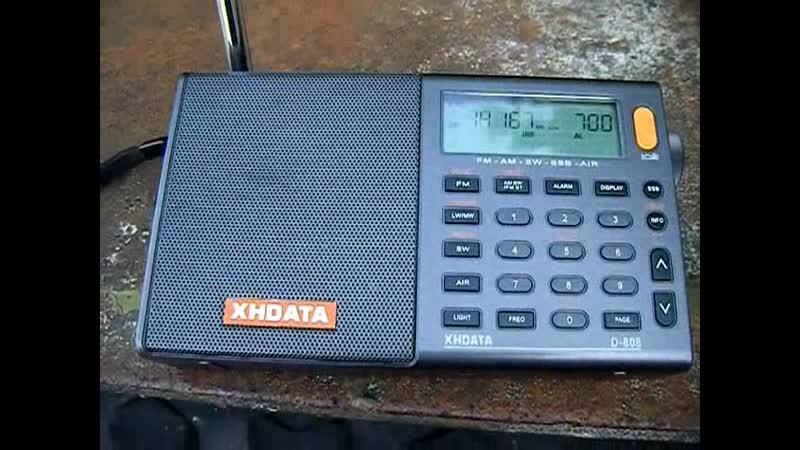 Bich - XHDATA D-808