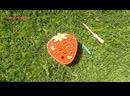 Магнитная рыбалка с червяками Клубника mp4
