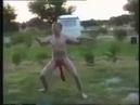 Все танцуют крабика (ПРИКОЛ 2015)