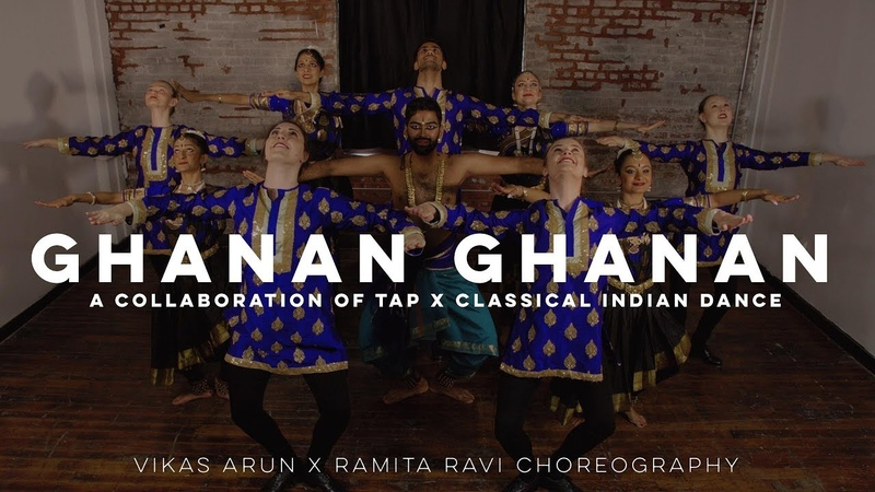 GHANAN GHANAN Ramita Ravi x Vikas Arun Choreography