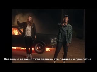 Skizzy Mars - Gift and Curse feat. Yung Pinch // Rus Subs // Перевод