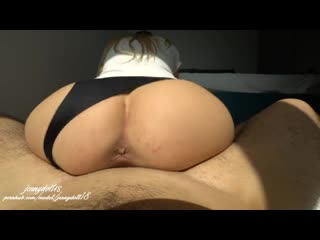 Stranger cant stop cumming in me (порно,porn)