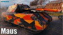Шотный МАУС берёт Колобанова ✅ World of Tanks Maus лучший бой