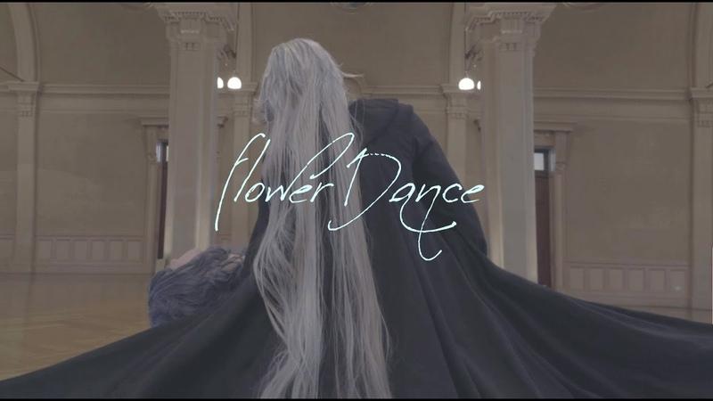 黒執事 × 社交ダンス FlowerDance 踊ってみた BlackButler Fan Art Undertaker ×