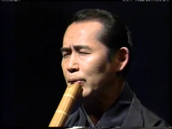 尺八 鶴の巣籠 三橋貴風 Shakuhachi Tsuru no Sugomori