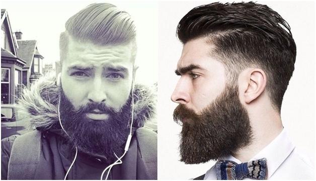 Виды и формы бород, изображение №6